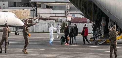 """فيروس كورونا: إجلاء كل التونسيين العالقين في """"ووهان"""" الصينية"""