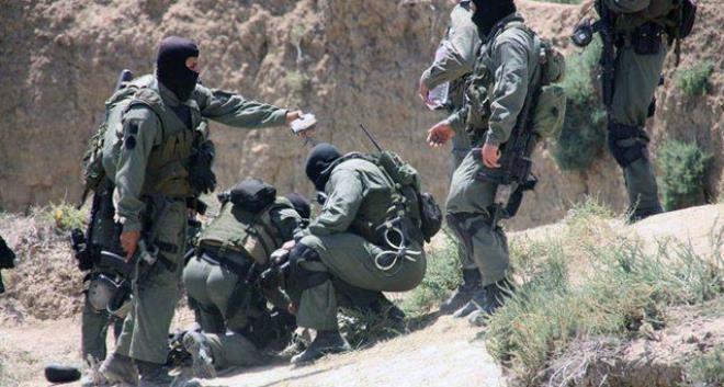 غار الدماء: تواصل عمليات التمشيط للبحث عن إرهابيين