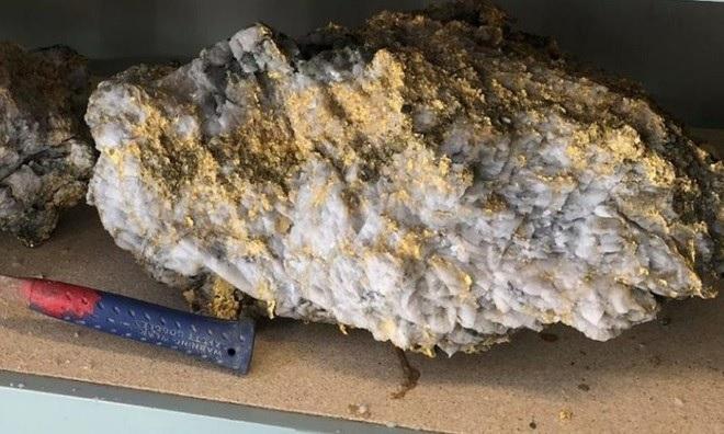 الهند توضح حجم اكتشاف الذهب في ولاية شمالية