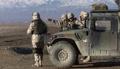 مقتل عسكريين أمريكيين في هجوم مسلح بأفغانستان