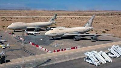 العراق تسوّي وضعية طائرتين رئاسيتين في تونس