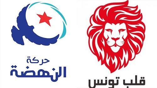 العجبوني: النهضة وحزب قلب تونس يتلقيان تمويلات مشبوهة