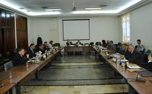 لجنة المالية ترفض النظر في طلب وزارة المالية الحصول على قرض بقيمة 455 مليون اورو