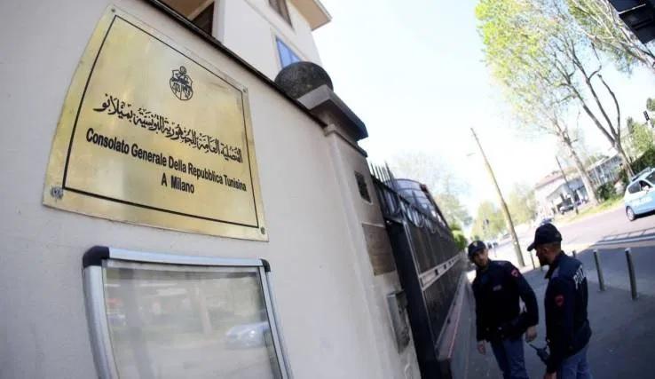 """قنصلية تونس بايطاليا تؤكد عدم إصابة أي تونسي ب """"كورونا"""" الى حدّ اليوم"""