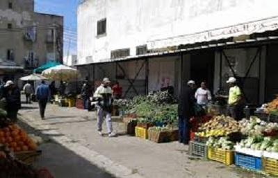 بنزرت: حجز 650 لترا من زيت الزيتون بمحيط السوق البلدي
