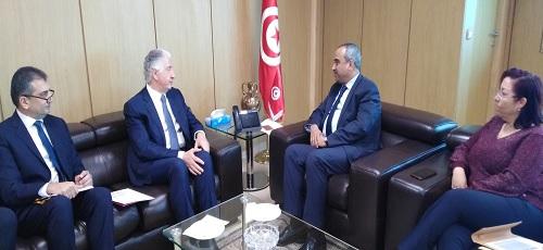 """نوفمبر القادم: تونس تحتضن اجتماعا حول برنامج """"جسور التجارة العربية الإفريقية"""""""