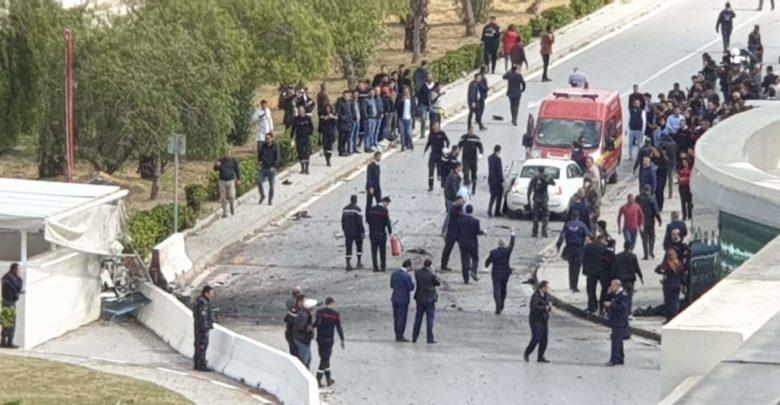 """العملية الارهابية بالبحيرة :""""مواطن و5 أمنيين حصيلة الجرحى """""""
