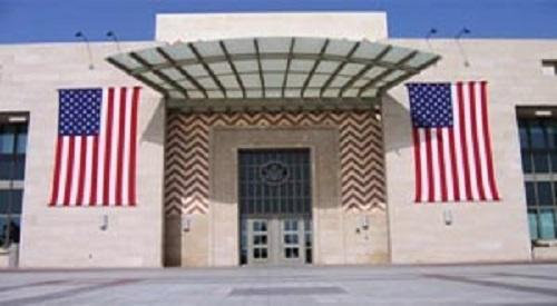 سفارة أمريكا بتونس تدعو إلى تجنب الإقتراب من منطقة التفجير