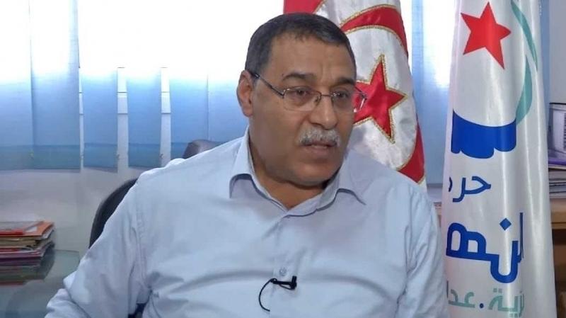"""عبد الحميد الجلاصي :""""سيتم التلاعب بالقانون الاساسي للنهضة لفائدة الغنوشي """""""