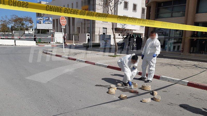 تحديد هوية منفذي العملية الإرهابية بمحيط السفارة الامريكية