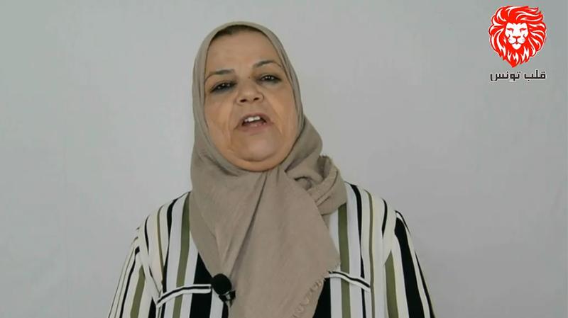 النائبة نعيمة المنصوري تتراجع عن استقالتها من كتلة قلب تونس