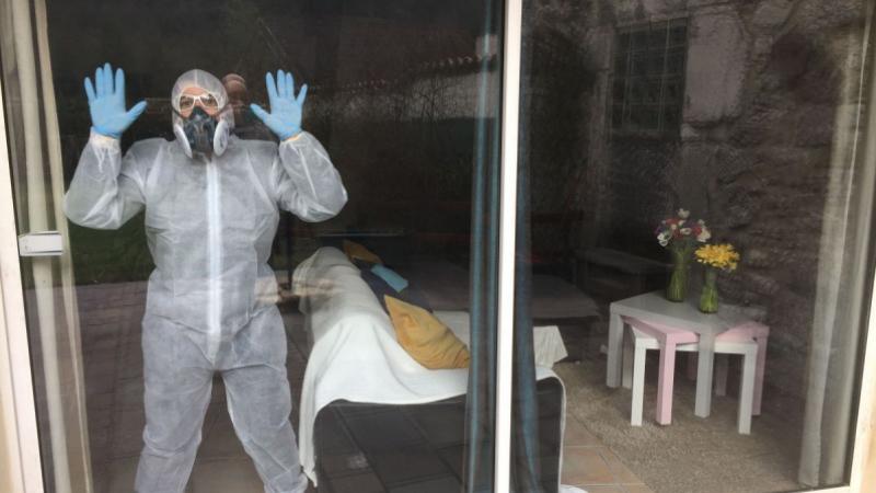 الداخلية: وضع 4 أشخاص قيد الإقامة الجبرية بسبب كورونا