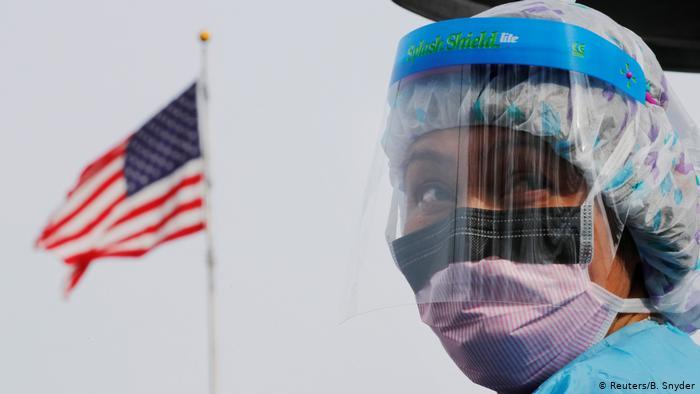 الولايات المتحدة تتصدر عدد الإصابات بكورونا