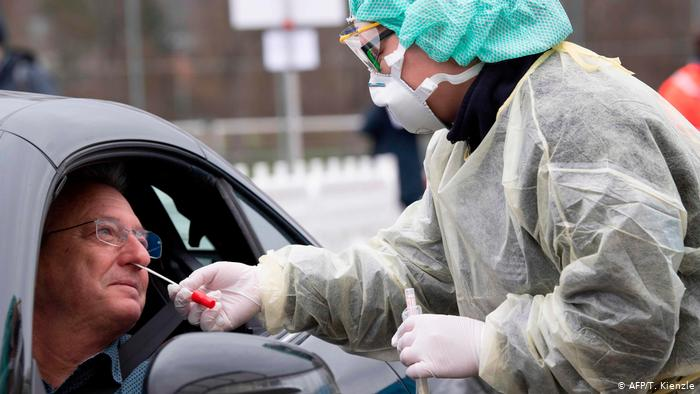 """ارتفاع إجمالي الإصابات بفيروس """"كورونا"""" في ألمانيا إلى 31554 حالة"""