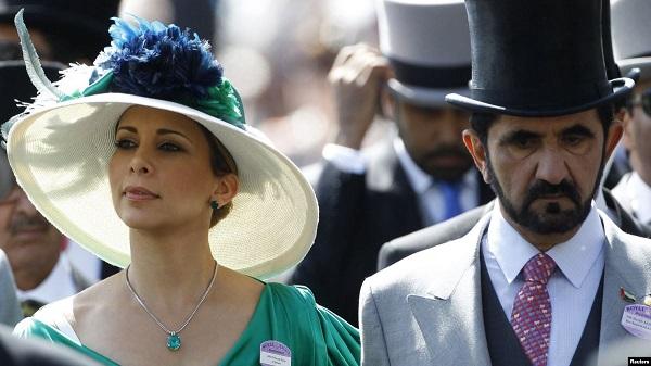 محكمة بريطانية تنشر أحكامها في الخلاف بين حاكم دبي وزوجته