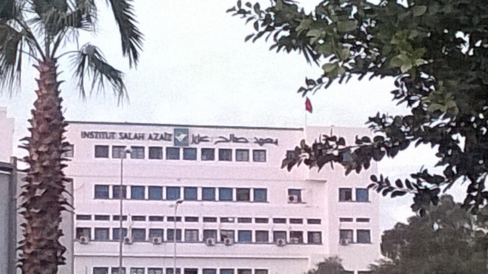 معهد صالح عزيز يدعو المرضى إلى تأجيل مواعيد المراقبة الدورية