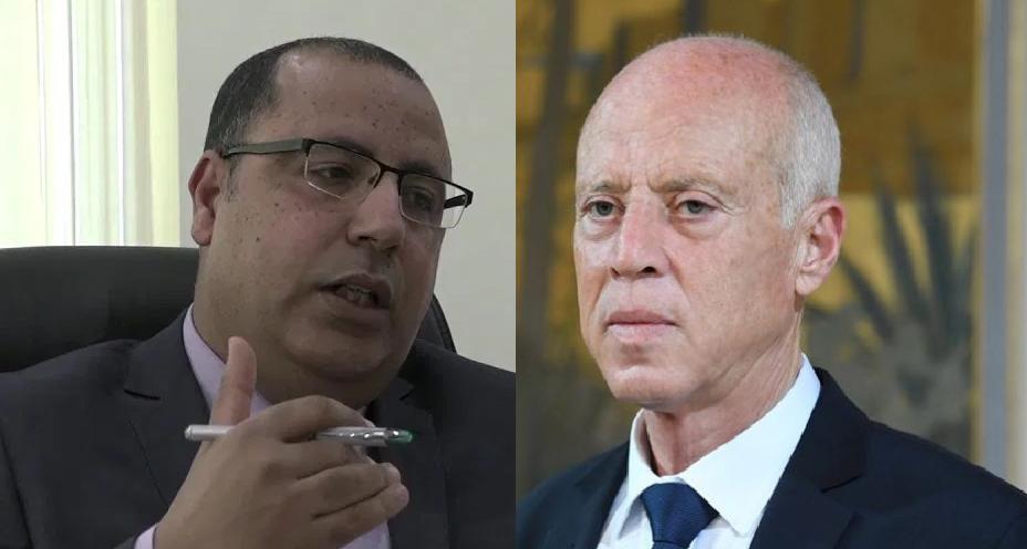 رئيس الجمهورية يلتقي وزير الداخلية