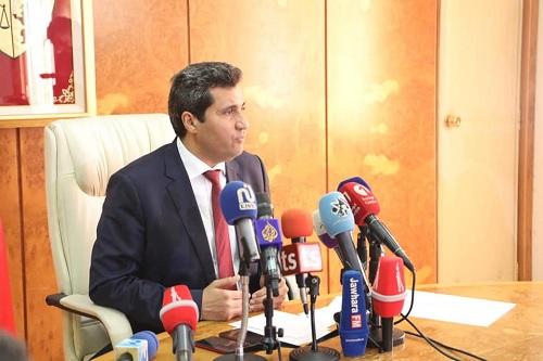 وزير النقل: 4000 اجنبي عالق في تونس