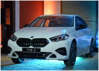 بن جمعة موتورز يقدم سيارة BMW Série 2 Gran Coupé الجديدة