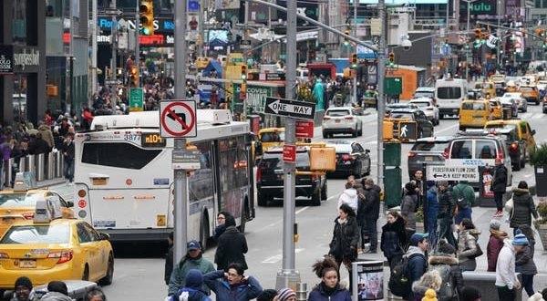 بسبب تفشي كورونا: إعلان حالة الطوارئ في نيويورك