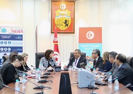 التنسيق بين وزارتي الصحة والمرأة لحماية مؤسّسات الطّفولة من كورونا