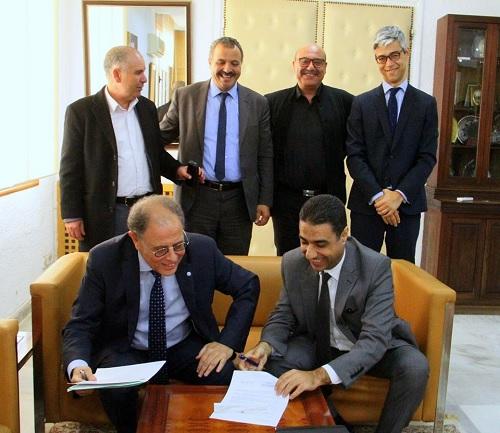 الاتحاد الدولي للبنوك يدعم جهود وزارة الصحة في التصدي لفيروس كورونا