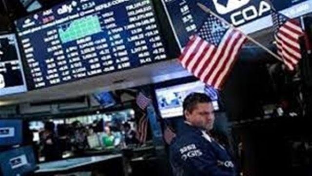 هبوط حاد في البورصة الأمريكية