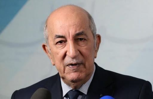 الرئيس الجزائري يُلغي زيارته إلى تونس