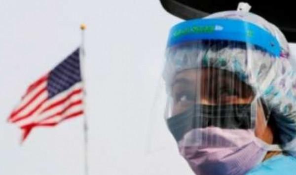 عدد المصابين بكورونا في أمريكا يقترب من عتبة المليون