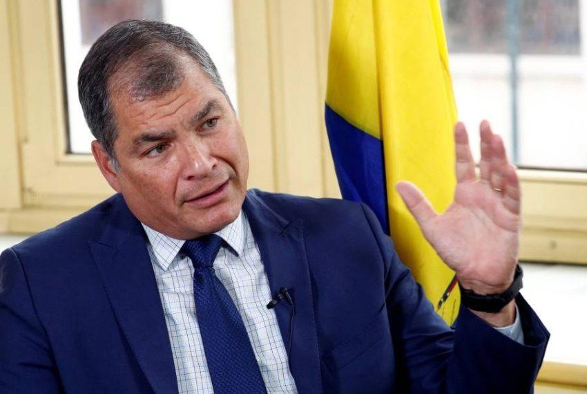 حكم غيابي بسجن رئيس الإكوادور السابق بتهم فساد