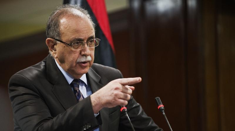 وفاة عبد الرحيم الكيب أول رئيس حكومة انتقالية في ليبيا