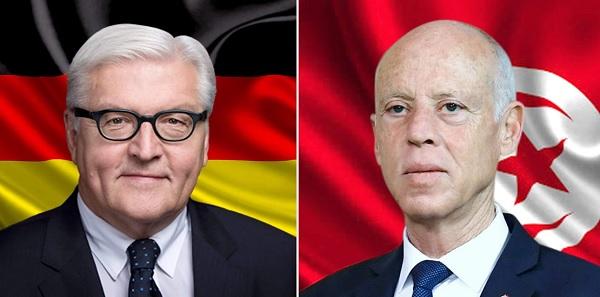 كورونا: رئيس الدولة ونظيره الألماني يؤكدان ضرورة إيجاد حل تستفيد منه كل الشعوب