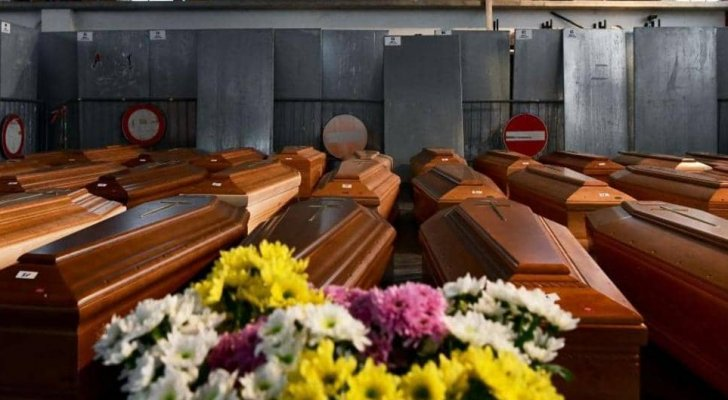 وفيات كورونا في أوروبا تتجاوز 110 آلاف