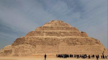 جولات سياحية افتراضية وسط مواقع أثرية مصرية