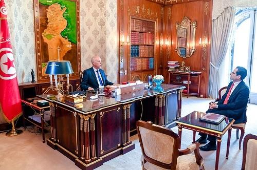 عمليات اجلاء التونسيين ..محور لقاء رئيس الجمهورية ووزير الخارجية