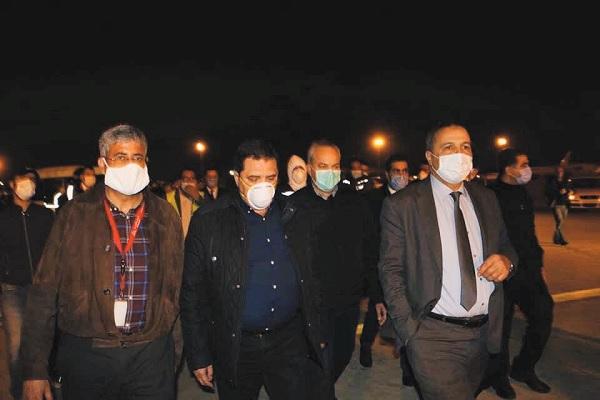 محملة باكثر من 5 مليون كمامة طبية ..وصول طائرة الخطوط التونسية من الصين