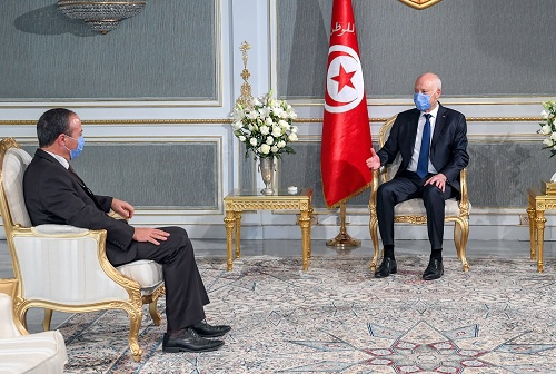 فحوى لقاء رئيس الجمهورية بوزير الشؤون الاجتماعية