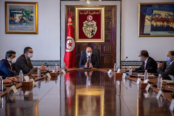 مجلس وزاري مضيق حول متابعة الوضع الصحي بالبلاد وانعكاساته الاقتصادية والاجتماعية