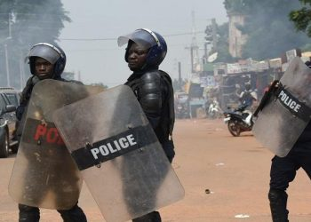مقتل 4 جنود في هجوم ارهابي ببوركينا فاسو
