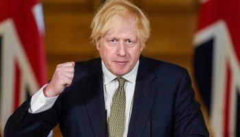 استقالة وزير في الحكومة البريطانية على خلفية قضية خرق مستشار جونسون للعزل