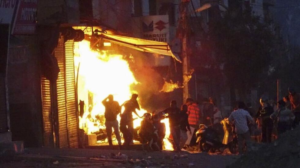 مقتل 8 أشخاص بتسرب كيماوي جنوبي الهند