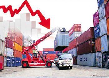 تقلص العجز التجاري لتونس موفى افريل 2020