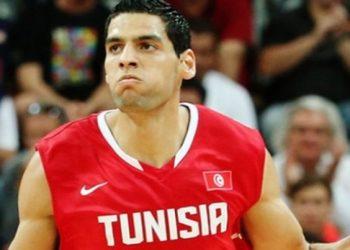 لاعب كرة السلة التونسي صالح الماجري يؤكد اصابته بفيروس كورونا