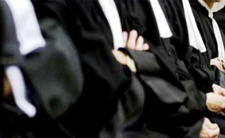 """عميد المحامين: """" سنلجأ لأشكال احتجاجية أخرى في حال تواصل تعطيل عمل المحاكم"""""""