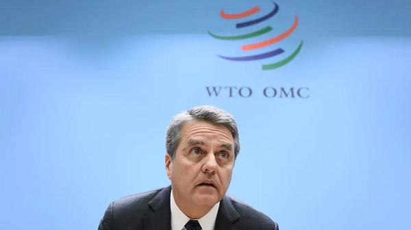 استقالة المدير العام لمنظمة التجارة العالمية