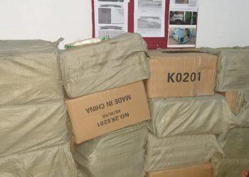 الحرس الديواني يحجز بضائع مهربة بقيمة 290 ألف دينار