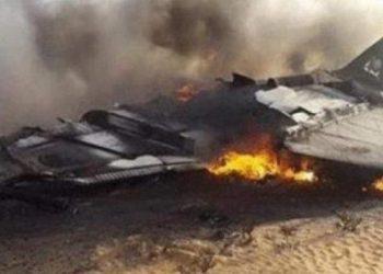 تحطم طائرة ركاب في باكستان