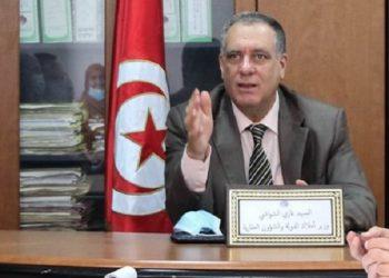 وزير املاك الدولة: ملف البنك الفرنسي التونسي دخل مرحلة خطيرة