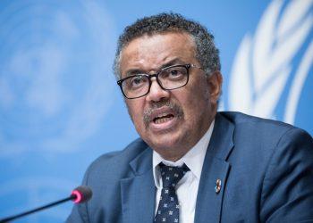 مدير عام منظمة الصحة العالمية يوجه الشكر لعبد اللطيف المكي