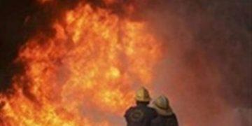 قفصة: السيطرة على حريق نشب بالقرب من مغسلة إنتاج الفسفاط